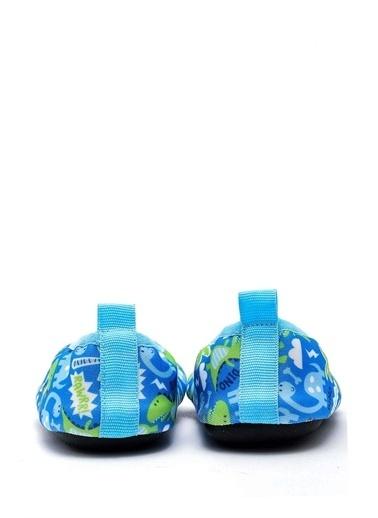 First Step Havuz ve Deniz Ayakkabısı Love Mavi